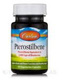 Pterostilbene 50 mg - 30 Vegetarian Capsules