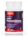 trans-Pterostilbene (Dimethylresveratrol) 60 Vegetarian Capsules