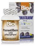 Pterostilbene with PteroPure - 30 Vegetarian Capsules