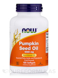 Pumpkin Seed Oil 1000 mg 100 Softgels