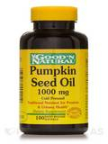 Pumpkin Seed Oil 1000 mg (Cucurbita pepo) - 100 Softgels