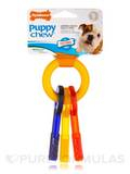 Puppy Chew Teething Keys (Extra Small Dogs, Up To 15 Lbs / 7 Kg), Bacon Flavor - 1 Count