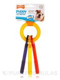 Puppy Chew Teething Keys (Small Dogs, Up To 25 Lbs / 11 Kg), Bacon Flavor - 1 Count