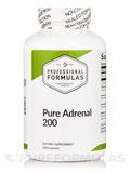 Pure Adrenal 200 180 Capsules