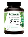 Pure Albion® Zinc 25 mg - 90 Vegetable Capsules