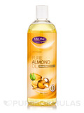 Pure Almond Oil, Hexane Free - 16 fl. oz (473 ml)