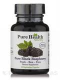 Pure Black Raspberry 30 Vegetarian Capsules