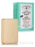 Pure Castile Soap Bar, Clary Sage - 8 oz (226 Grams)