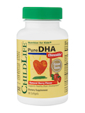 Pure DHA Chewable, Natural Berry Flavor - 90 Softgels