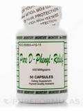 Pure D-Phenyl Relief 500 mg - 50 Capsules