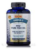 Pure Fish Oil 180 Softgels
