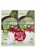 PURE G™ Green Coffee Bean Extract 400 mg Double Pack x2 - 60 Vegetarian Capsules
