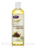 Pure Grapeseed Oil - 16 fl. oz (473 ml)