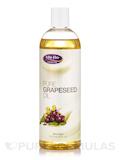 Pure Grapeseed Oil - 16 fl. oz (473 ml)