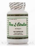 Pure L-Citrulline 600 mg - 100 Capsules