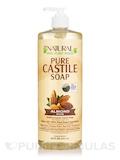 Pure Liquid Castile Soap - Almond - 32 fl. oz (944 ml)