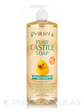 Pure Liquid Castile Soap, Unscented Baby - 32 fl. oz (944 ml)