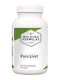 Pure Liver Supplement 60 Capsules