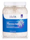 Pure Magnesium Flakes - 44 oz (2.75 Lb)