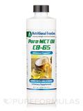 Pure MCT Oil C8-65 - 8 fl. oz (236.59 ml)