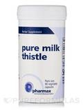 Pure Milk Thistle 90 Vegetable Capsules