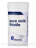 Pure Milk Thistle - 90 Vegetable Capsules
