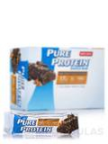 Pure Protein Soft Baked Bar Double Chocolate Peanut Butter Crunch - CASE OF 6 BARS