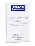 PureDefense with NAC Travel Pack - 20 Capsules