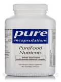 PureFood Nutrients 360 Vegetable Capsules