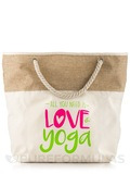 PureFormulas Bag - All You Need is Love & Yoga