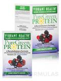 PureGreen Protein Mixed Berry 10 Single Serve Packets 10.64 oz (30.17 Grams)