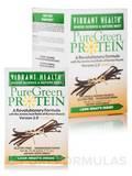 PureGreen Protein Vanilla 10 Single Serve Packets 11.1 oz (313.4 Grams)