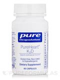 PureHeart® K2D - 60 Capsules
