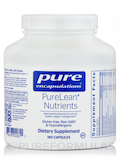 PureLean Nutrients with Metafolin 180 Capsules