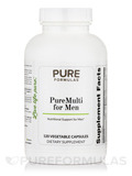 PureMulti for Men - 120 Vegetable Capsules