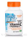 Vitamin C with PureWay-C® (Sustained Release) - 60 Tablets