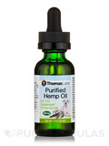 Purified Hemp Oil 250 mg for Dogs and Cats - 1 fl. oz (30 ml)