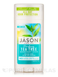 Purifying Tea Tree Deodorant Stick - 2.5 oz (71 Grams)