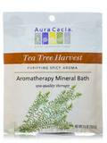 Purifying Tea Tree Aromatherapy Mineral Bath (Tea Tree Harvest) 2.5 oz (70.9 Grams)