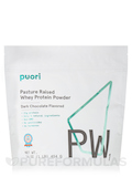 PW1 - Pasture Raised Whey Protein Powder, Dark Chocolate Flavor - 16 oz (454 Grams)