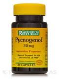 Pycnogenol® 30 mg (From Pine Bark) 30 Capsules