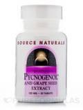 Pycnogenol & Grapeseed 100 mg 30 Tablets