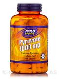 Pyruvate Extra Strength 1000 mg 180 Tablets