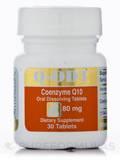 Q-ODT Sublingual CoQ10 80 mg 30 Tablets