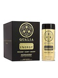 Qualia Nootropic Energy Shot, Triple Berry Flavor - 1 Box of 6 Bottles (2 oz / 60 ml each)