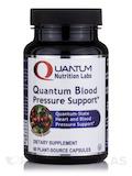 Quantum Blood Pressure Support - 60 Plant-Source Capsules