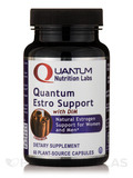 Quantum Estro Support with DIM - 60 Plant-Source Capsules