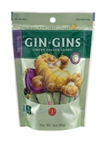 Quantum Gin Gins (Chewy Ginger Candy) - 3 oz (84 Grams)