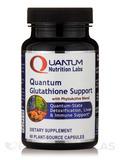 Quantum Glutathione Support - 60 Plant-Source Capsules
