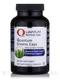 Quantum Greens Caps - 150 Vegetarian Capsules
